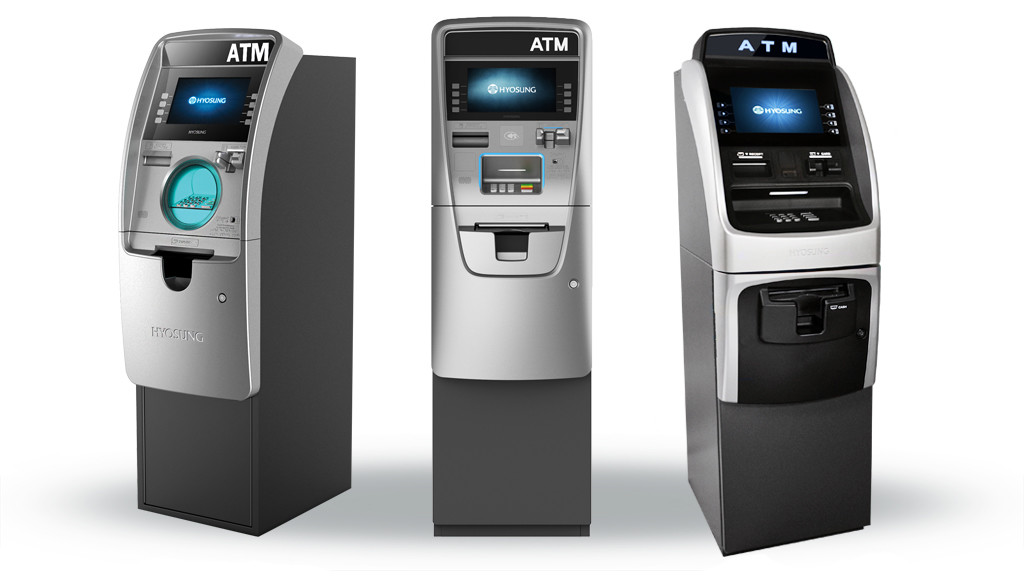 ATM Machines Products